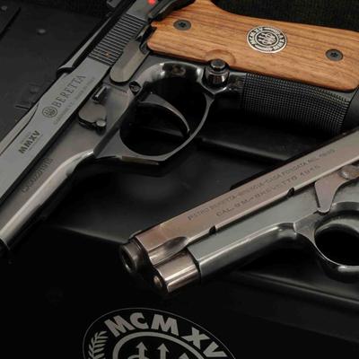 Pistole Semi Automatiche