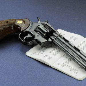 Revolver usati