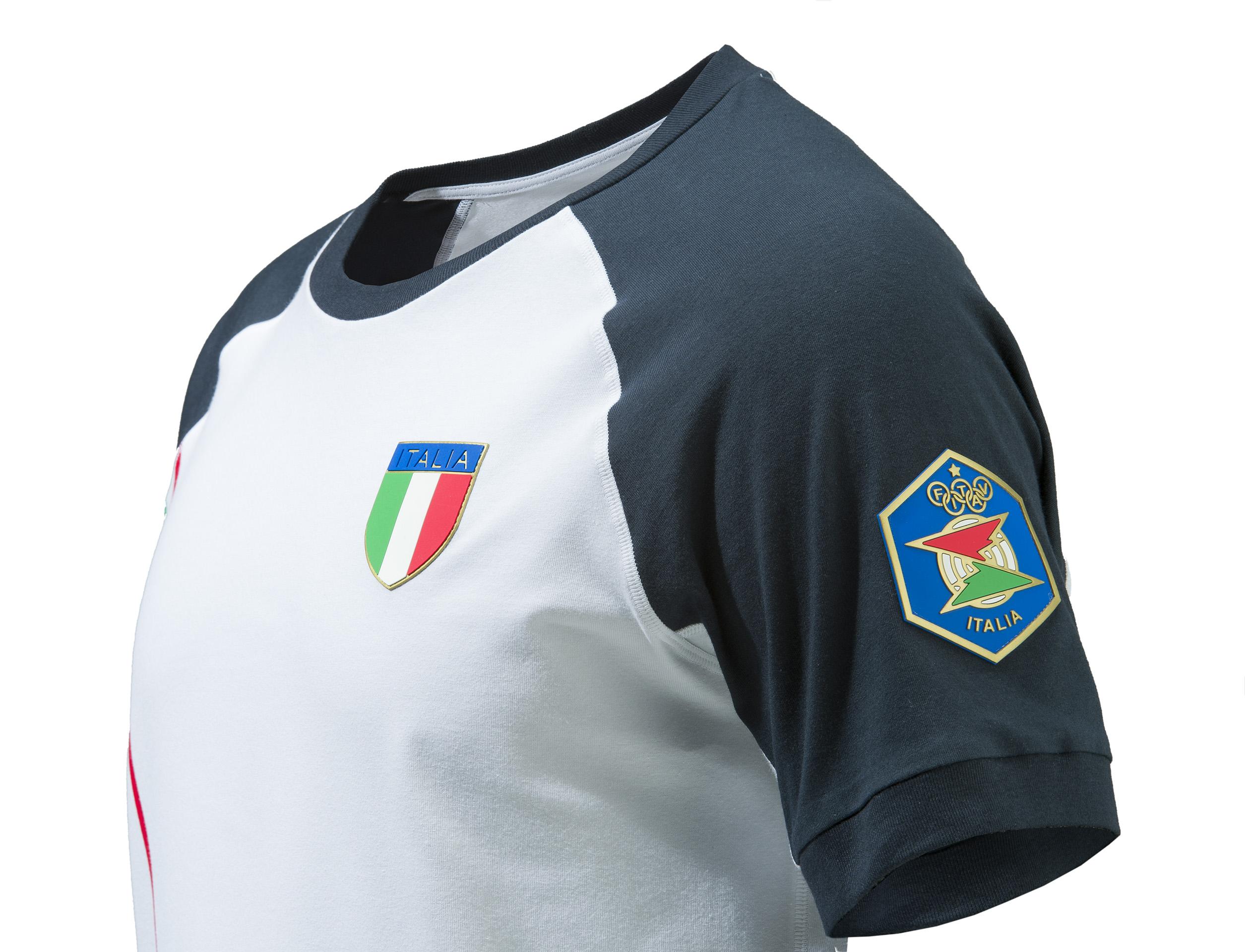 Beretta T-Shirt Uniform Pro da tiro in piquet di cotone